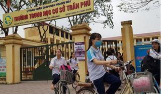 Thầy giáo bị tố dâm ô 7 nam sinh ở Hà Nội đã đi làm bình thường