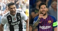 C.Ronaldo - Messi: 'Người lên ngựa, kẻ chia bào' ở Champions League