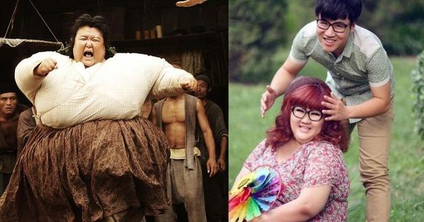 Tạ Tình Tình diễn viên nữ béo nhất điện ảnh trung quốc trong phim của Châu Tinh Trì