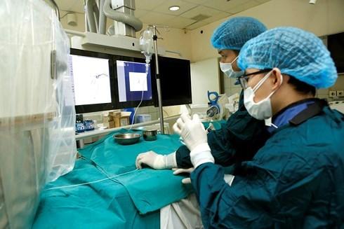 Phương pháp mới giúp điều trị chảy máu sau sinh, cứu sống nhiều sản phụ nguy kịch 2