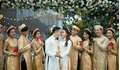 Hé lộ thân thế cô dâu trong đám cưới siêu khủng ở Hưng Yên