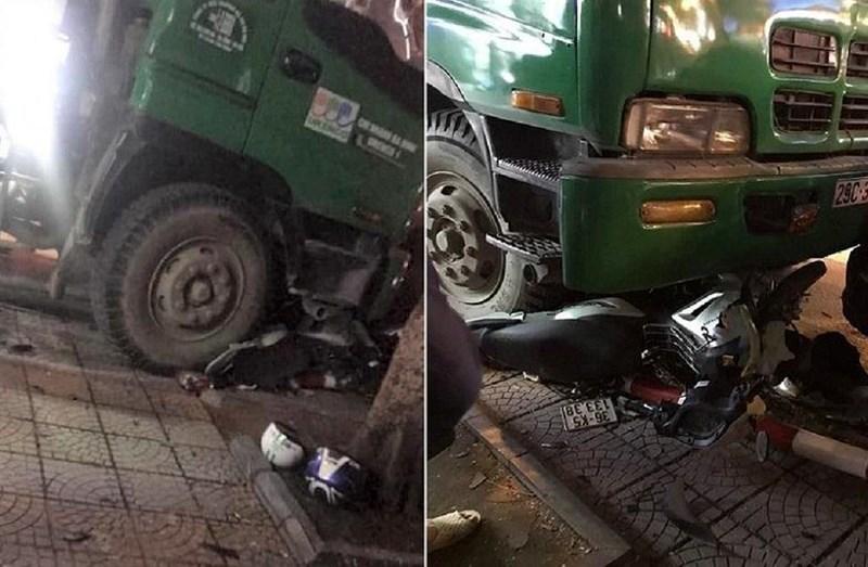 tin tức tai nạn giao thông mới nhất, nóng nhất hôm nay 17/4/2019