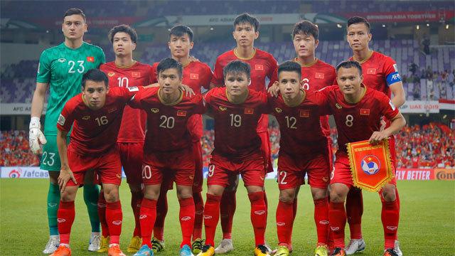 Đội tuyển Việt Nam sẽ so tài với Curacao ở King's Cup 2019 tới