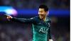 Son Heung-min nói gì khi lập kỷ lục tại Champions League?