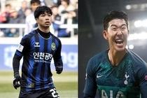 Công Phượng phấn đấu chơi bóng đẳng cấp như Son Heung-min