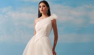 Hoa hậu Tiểu Vy khoe vẻ đẹp từng cm cùng đôi chân thon dài