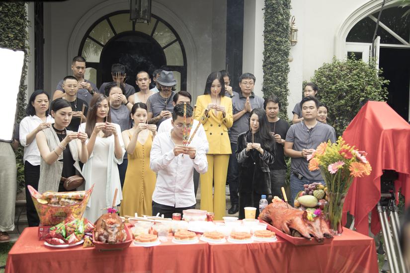 Mai Phương Thúy đầu tư phim có sự góp mặt của Thanh Hằng, Chi Pu