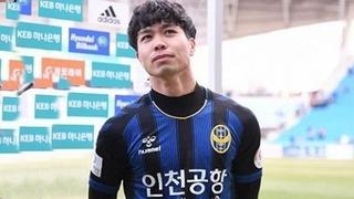 Chuyên gia lo lắng Công Phượng sẽ 'thui chột' ở Incheon United