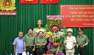 Công an TP. Hồ Chí Minh có phó giám đốc mới