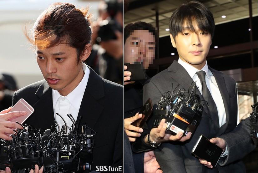 Jung Joon Young, Choi Jong Hoon và 3 thành viên chatroom bị tố hiếp dâm tập thể