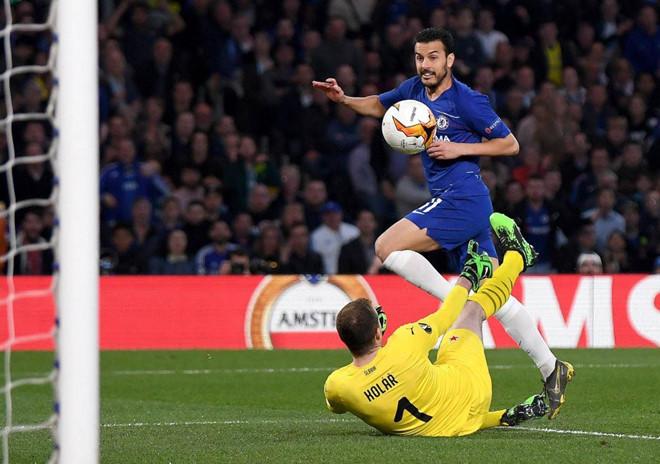 CLB Arsenal và Chelsea cùng nhau vào bán kết Europa League 2019