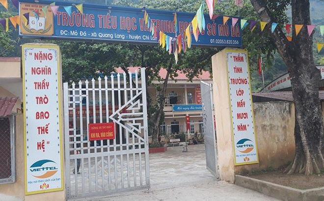 Kỷ luật 2 giáo viên khỏa thân cho đỡ rét trong nhà nghỉ ở Lạng Sơn