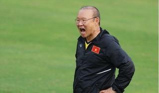 HLV Park Hang Seo nhận tin dữ trước thềm SEA Games 30