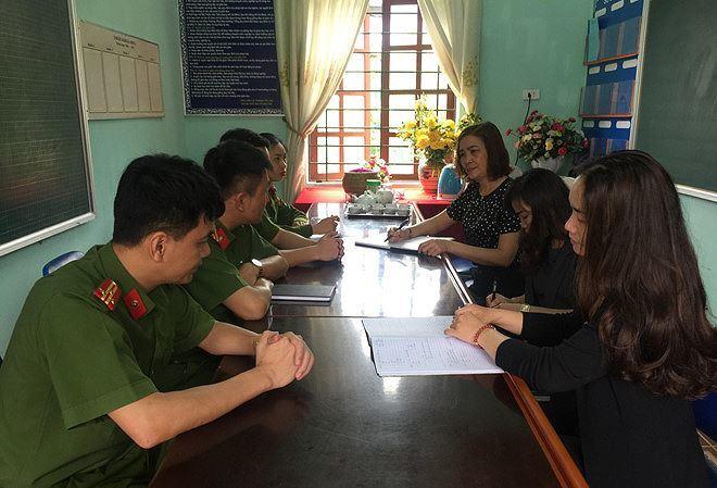 Thông tin mới nhất vụ cô giáo nghi đánh học sinh lớp 1 chấn thương mắt ở Lạng Sơn2