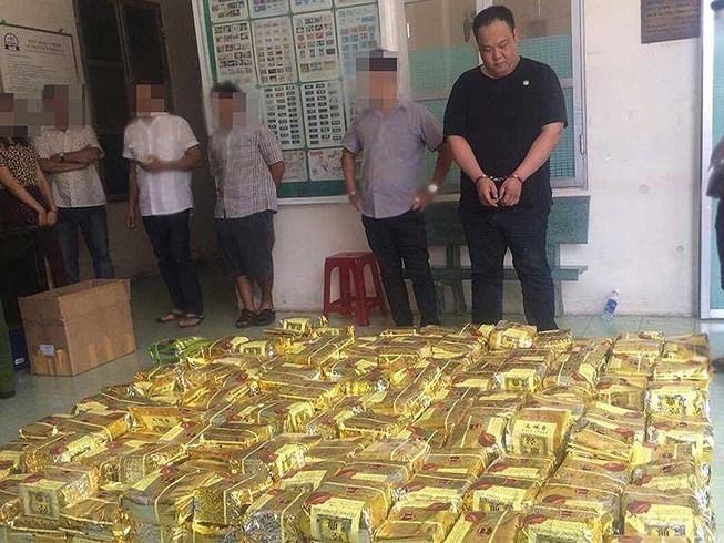 1,1 tấn ma túy trong thùng loa kẹo kéo bị CA TPHCM triệt phá thế nào?