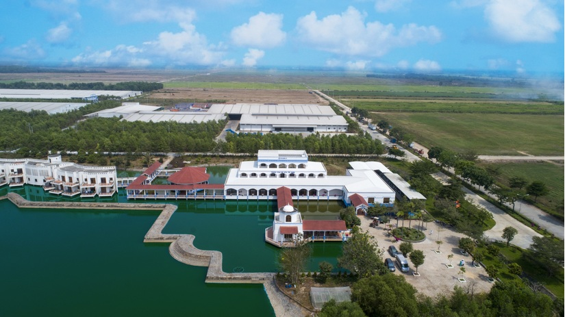 Công ty Bò sữa Việt Nam thuộc Vinamilk lọt Top tăng trưởng nhanh nhất Việt Nam