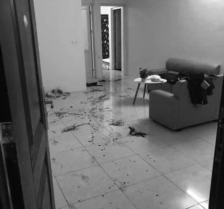 Công an thông tin về vụ thiếu nữ bị rạch mặt tại chung cư ở Bắc Ninh