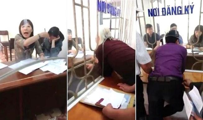 Nam Định thu nhỏ ô kính nơi dân chui qua làm việc