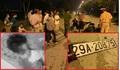 Hà Nội: Xe ô tô bỏ trốn sau khi gây tai nạn để lại biển số tại hiện trường