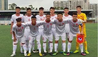 Chủ nhà Hong Kong khiến tuyển U18 Việt Nam mất ngôi vô địch