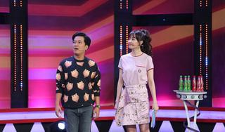 Trường Giang hài hước đá xéo hai chị em Hari Won trên sóng truyền hình
