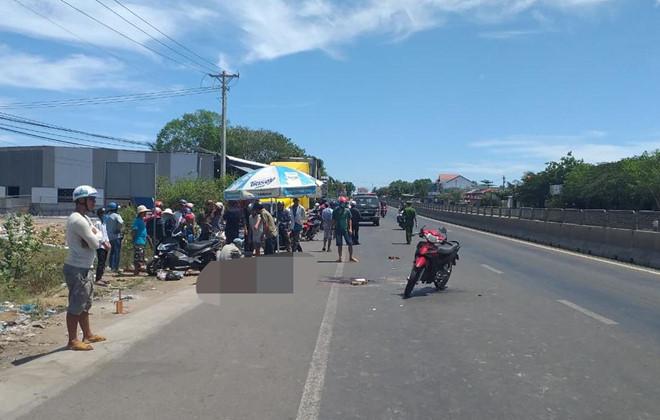 Bỏ chạy 40km, xe khách cán chết nam sinh lớp 12 vẫn bị bắt giữ