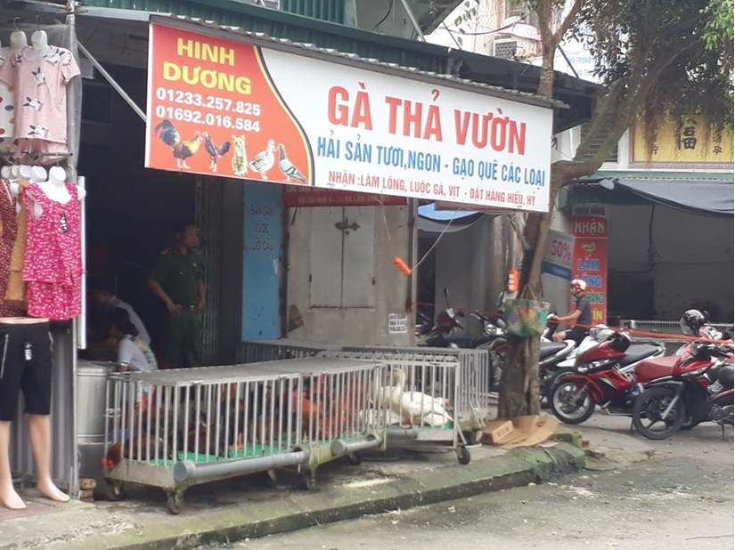 Tiết lộ bất ngờ nguyên nhân tử vong của người đàn ông tại ki ôt ở Thái Bình