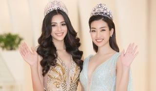 Tiểu Vy, Đỗ Mỹ Linh làm đại sứ cuộc thi Hoa hậu Thế giới Việt Nam