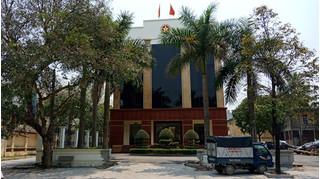 Tạm giữ 5 người trong đoàn thanh tra tỉnh Thanh Hóa nghi nhận hối lộ