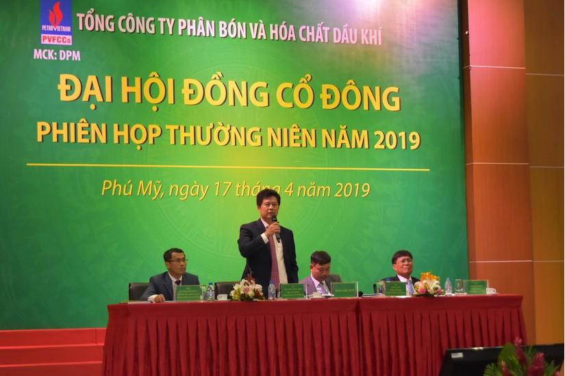 Đại hội đồng cổ đông PVFCCo 2019: Doanh thu 8.645 tỷ đồng, cổ tức 10%