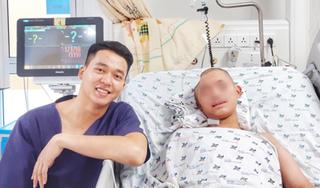 Sau cơn sốt cao, bé trai 13 tuổi được phát hiện mủ dày đặc bao phủ màng não