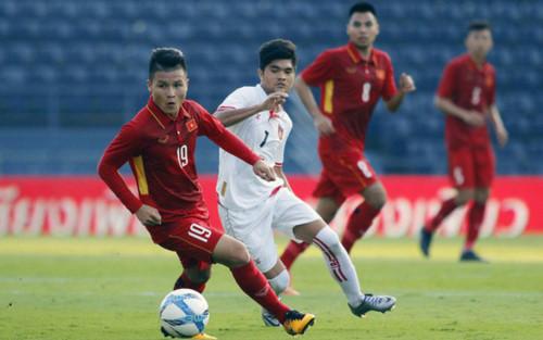 Đội tuyển U23 Việt Nam sẽ thi đấu giao hữu với đội tuyển U23 Myanmar trước thềm SEA Games 30