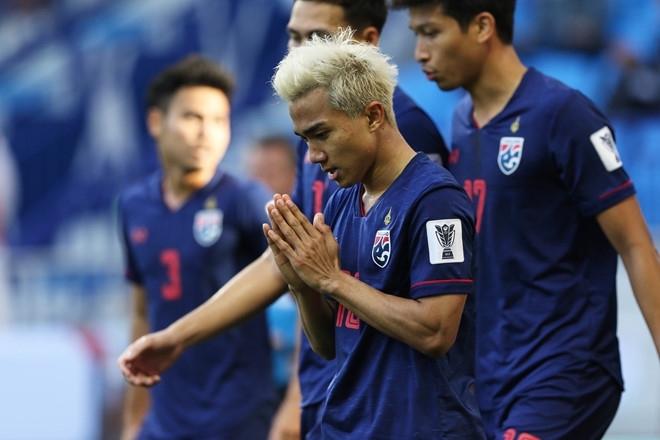 Đội tuyển Thái Lan nhận tin dữ trước thềm vòng loại World Cup