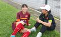 Cầu thủ nữ Việt Nam đầu tiên sang Thái Lan thi đấu