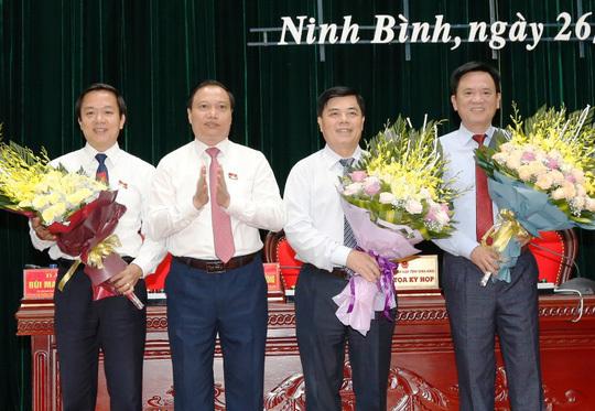 Ninh Bình chính thức có thêm một tân Phó chủ tịch tỉnh
