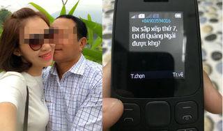 Vụ Phó bí thư Thành ủy bị tố quan hệ bất chính: Người chồng cung cấp thông tin 'sốc'