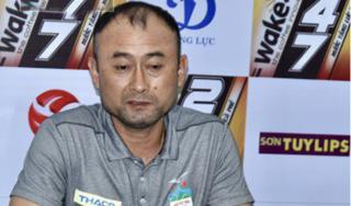 Tân HLV HAGL: 'Tôi sẽ áp dụng lối chơi như đội tuyển Việt Nam'