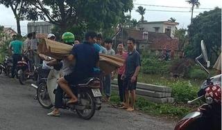 Nam Định: Phát hiện thi thể bé trai 7 tuổi dưới sông