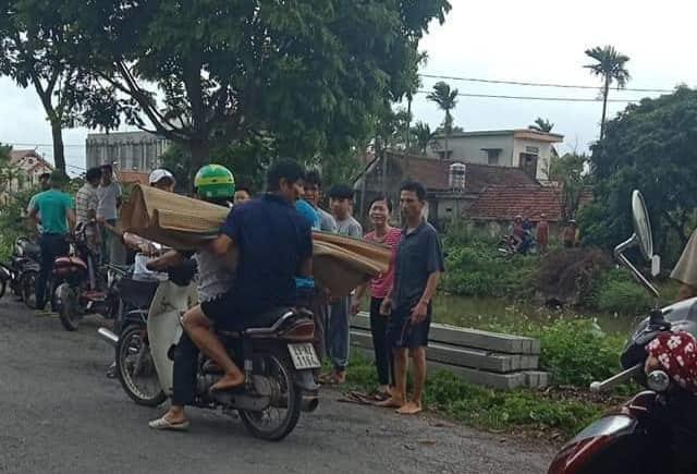Nam Định: Phát hiện thi thể bé trai 7 tuổi tử vong dưới sông