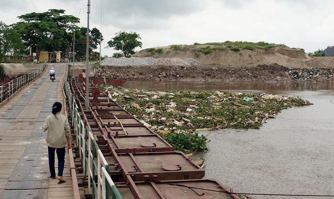 Hải Phòng: Hàng trăm xác lợn chết trôi trên sông Hoá2