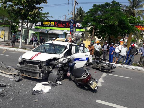 36 người chết vì tai nạn giao thông trong hai ngày nghỉ lễ
