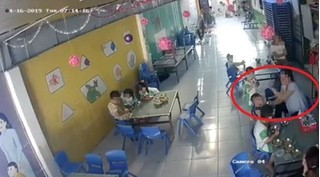 Vụ bạo hành trẻ mầm non ở Long An: Giáo viên đã nhận sai