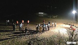 Vụ 3 học sinh bị đuối nước: Đã tìm thấy thi thể hai cháu bé