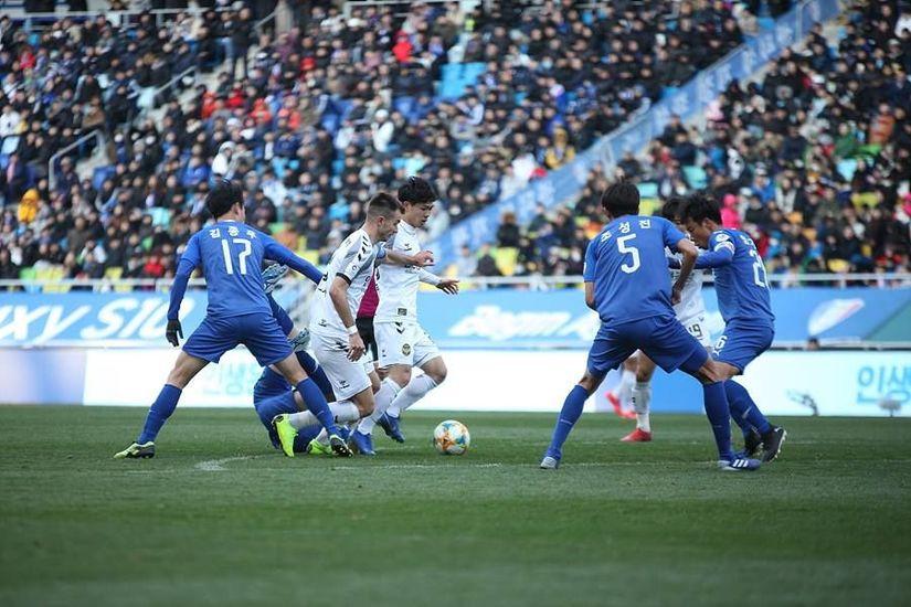 Tương lai của Công Phượng rất mù mịt tại Incheon United.