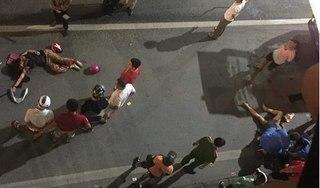 Tài xế Mercedes tông 2 phụ nữ tử vong ở hầm Kim Liên rồi bỏ chạy