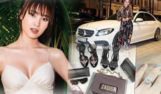 Tin tức giải trí 24h hôm nay ngày 1/5: Ninh Dương Lan Ngọc 29 tuổi sở hữu 2 nhà, xe sang và nhiều đồ hiệu