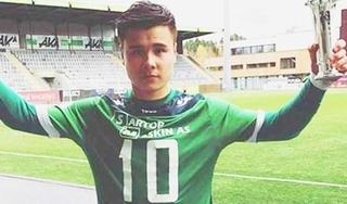 Tiền đạo Việt kiều ALexander Đặng liên tục ghi bàn ở giải châu Âu