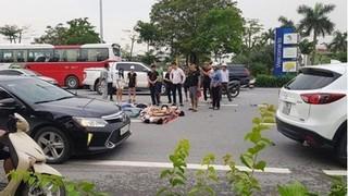 """Honda Wave chạy với tốc độ """"bàn thờ"""" đâm xe máy điện, 4 người thương vong"""