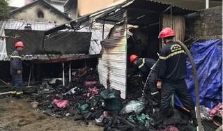 Bắc Giang: Ngôi nhà cấp 4 bốc cháy lúc rạng sáng, thiêu chủ nhà tử vong