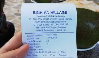 Thực hư resort ở Vũng Tàu 'chặt chém' 150.000 đồng/trái dừa